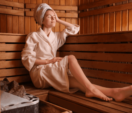 Aids Muscle Function - What Is Sauna Bath