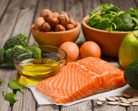 Eat an Anti-Inflammatory Diet - Migraine Remedies For Instant Relief