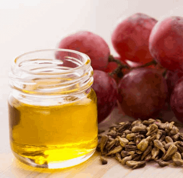 Grapeseed Oil - Essential Oils For Wrinkles