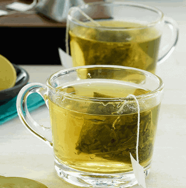 Green Tea Bag - How To Get Rid Of Chapped Lips