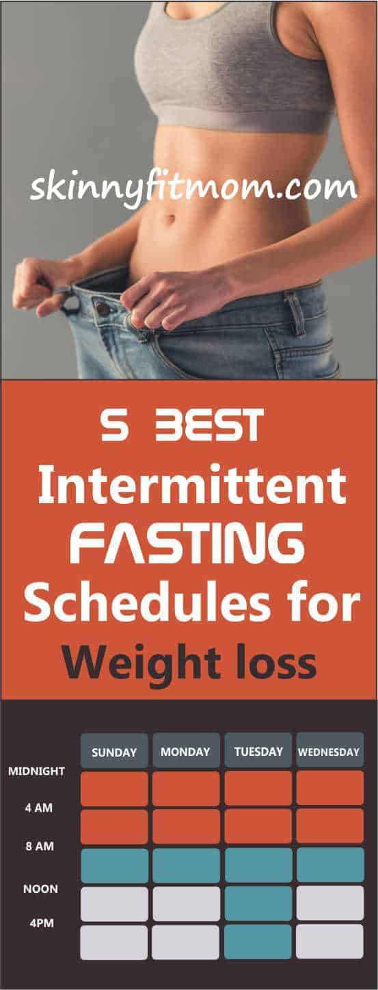 To maximize Intermittent fasting for weight loss and other benefits, You need the right schedule. Click through for the best Intermittent schdule that works well with you. #intermittentfasting #intermittentfastingschedule #weightloss