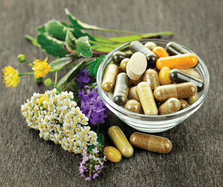 Use Herbal Supplement - Healthy Home Remedies For Reducing Stress