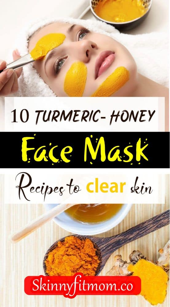 Getting a clear and smooth face is not an easy task however, here are DIY tumeric honey face mask that will do the magic just the way you want. Check out this post to get a glowing skin.