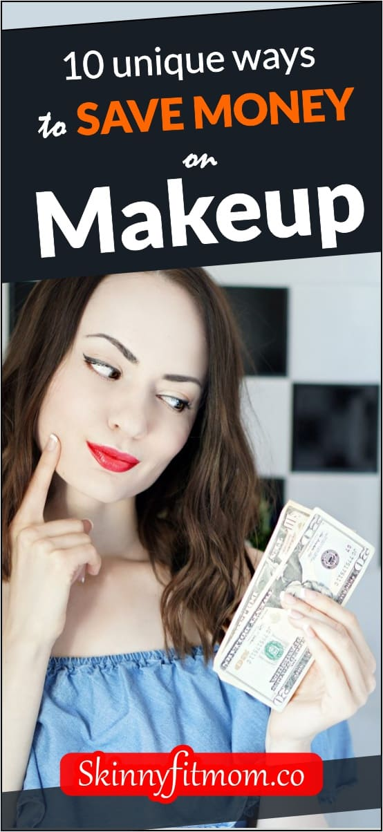 Make up products can make you go bankrupt however saving hacks can come to your rescue. Here are 10 unique ways I used to save money on make up. Check out this post on how to save on makeup.