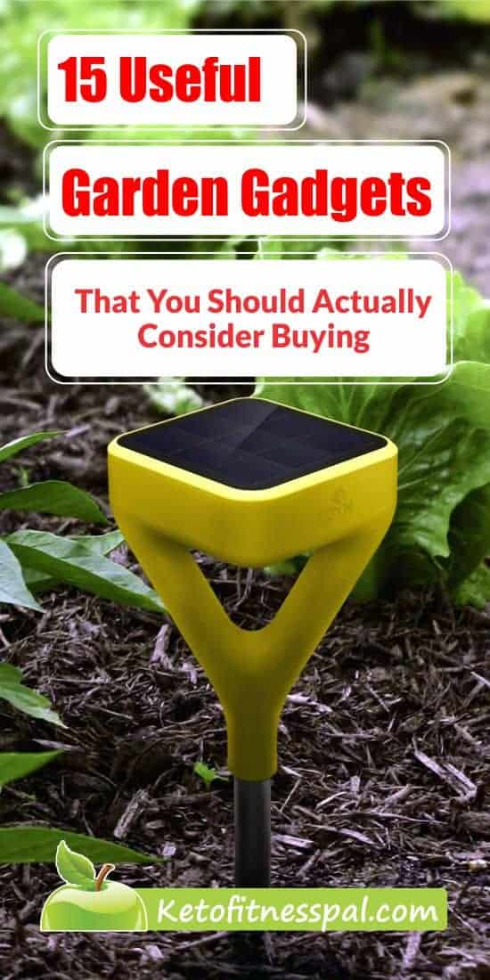 15 Useful Garden Gadgets That You Should Actually Consider Buying ..Good and Cheap gardening gadgets all of them!!! Absolute must read. #garden #gardenlife #gardengadgets