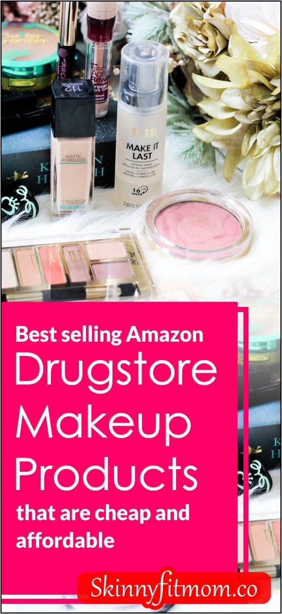 Are you aware that Amazon has a huge selection of impressive drugstore beauty products? And is a lot cheaper. Ensure you make a selection on these 20 best- selling drugstore makeup products on Amazon and don't miss out of this great offer.