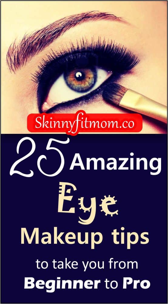 Are you a beginner struggling to apply eye makeup? Follow these simple eye makeup tips for beginners that take you from beginner to Pro in easy strokes!