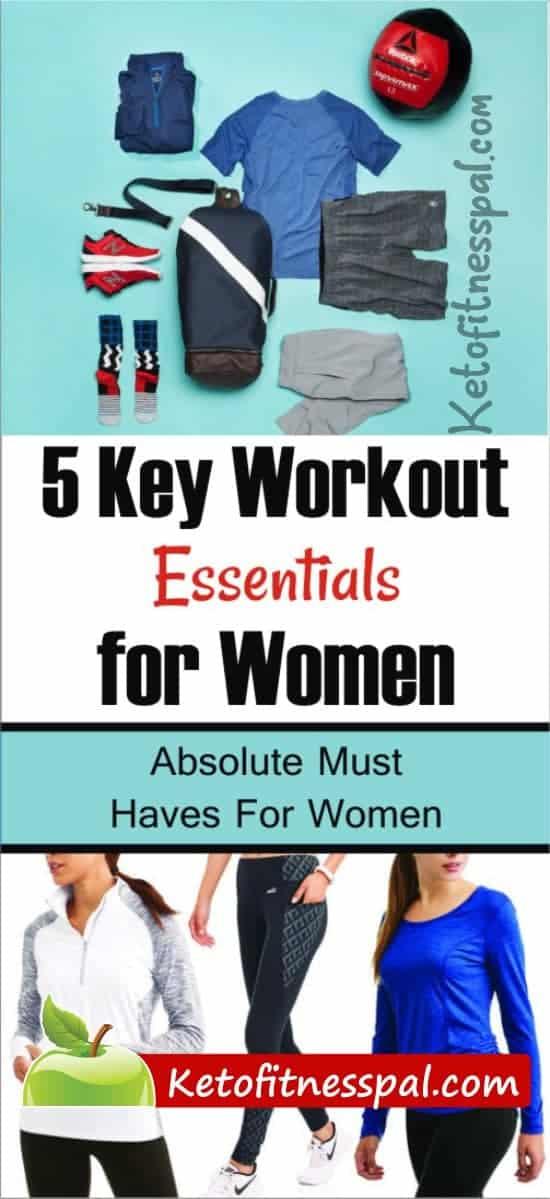 These workout essentials are designed to support women in their fitness journey. Grab your own gym clothes and workout essentials, and prepare to up your 2018 fitness game.