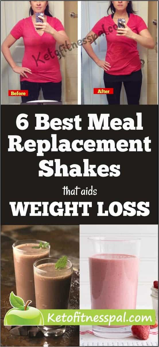 Portable, convenient, and easy-to-make, meal replacement shakes help you resist the temptation to indulge in unhealthy processed foods! Here are 6 best shakes that will facilitate weight loss. #proteinshakerecipes #mealreplacementrecipes #proteinshakerecipes