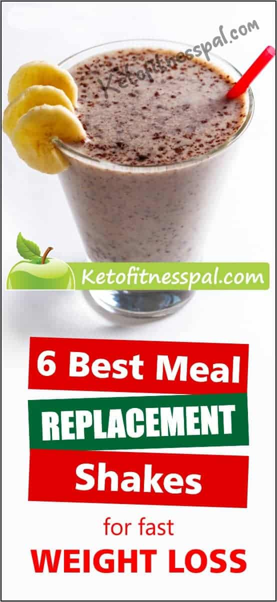 During your weight loss journey, you may get to a point where it's difficult to coordinate meals. Meal replacement shakes can be a quick and healthy way to satisfy your hunger. These 6 shakes are just so good!
