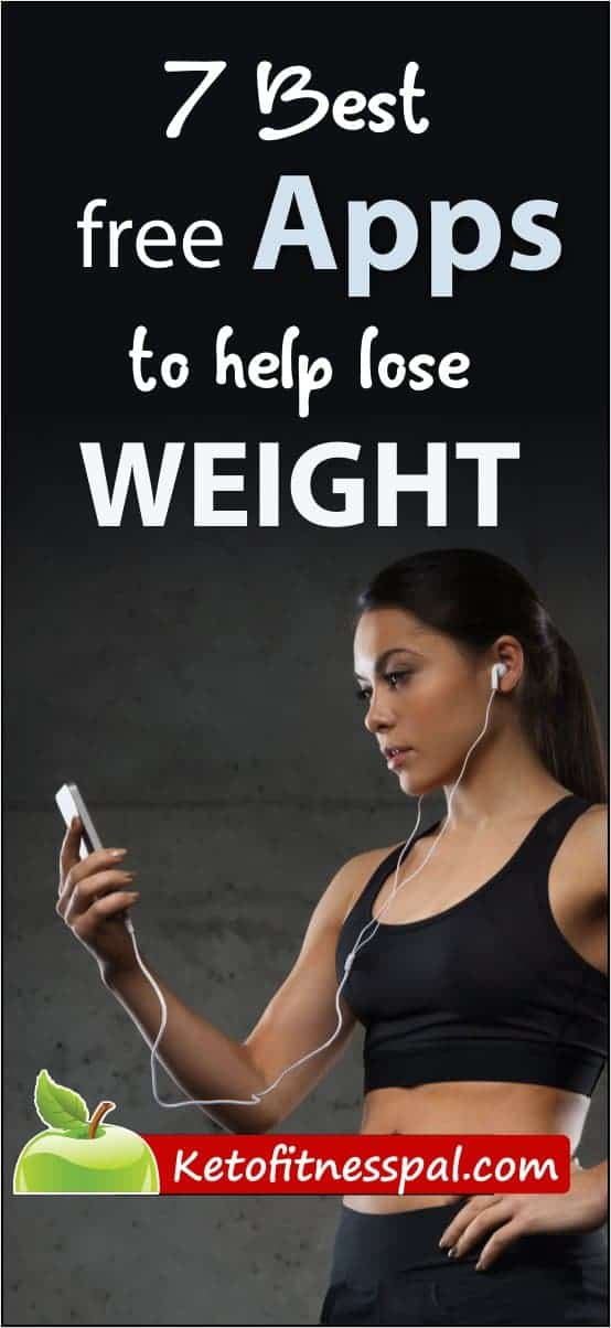 Create meal plans, track your calories, daily steps taken, and stay up to date with the best exercises that work on these amazing fitness apps that will help you shed off excess weight fast. #appstoloseweight #weightlossapps #loseweightfast