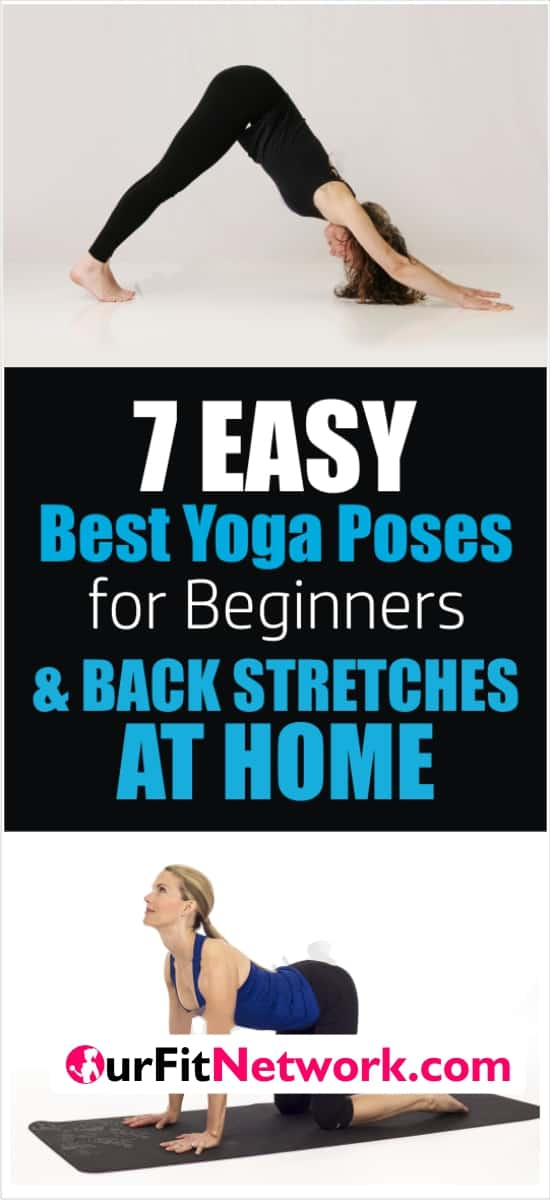 This article contains the easiest yoga poses that are perfect for beginners and help to stretch the back. It is important to start from here as doing complicated posts can make enjoying yoga difficult.