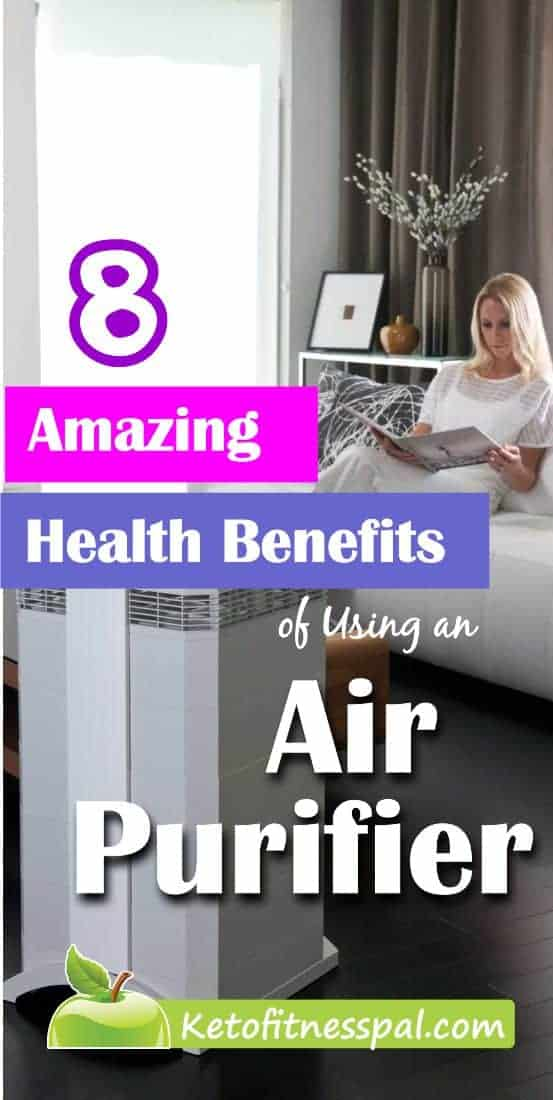Air purifiers are essential for all your health and air requirements. Having one means that you and your family can live in a desirable place and also have clean air. Here are other benefits of air purifier you should know. #AirPurifier #CleanAir #GreenLiving