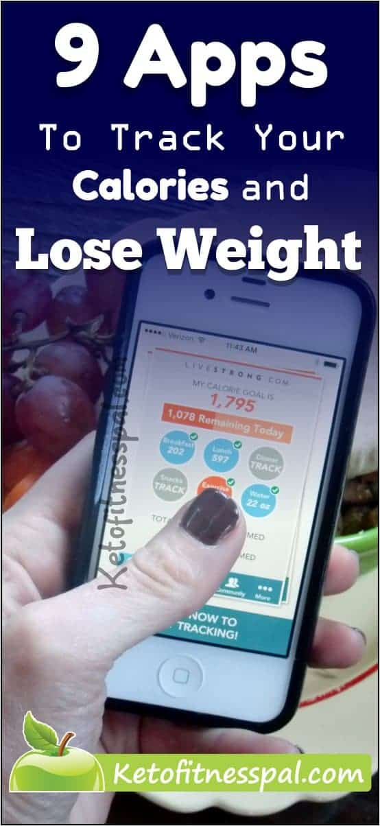 Trying to shed off some pounds? Use any of these weight loss apps to track your calories and food intake while stay on top your health.