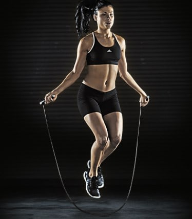 9 Best Tone Exercises-Jump Rope