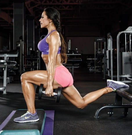 Bulgarian Split Squat- Best Butt Exercises To Get A Firm, Lifted, And Rounded Booty