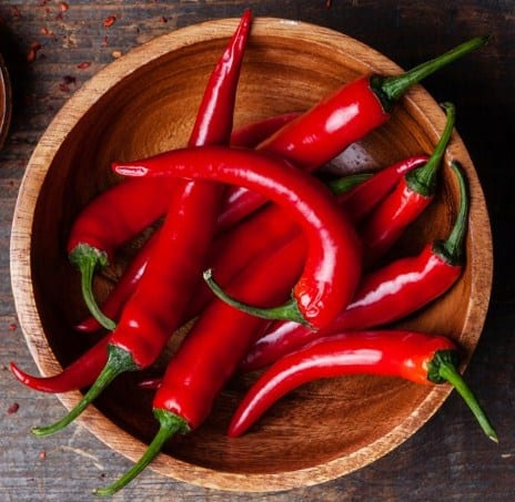 Cayenne Pepper- Home Remedies To Get Rid Of Canker Sores