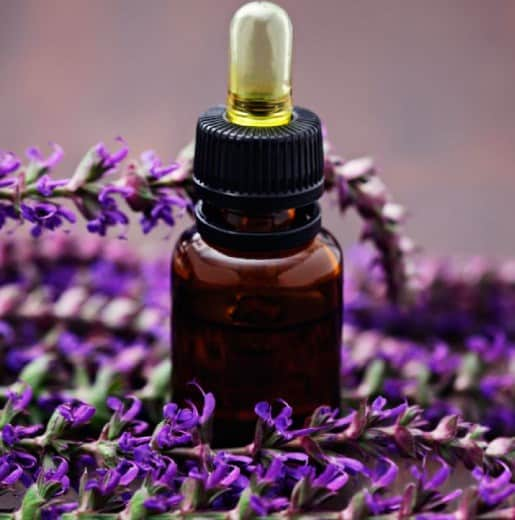 Clary Sage Essential Oil for hormonal acne