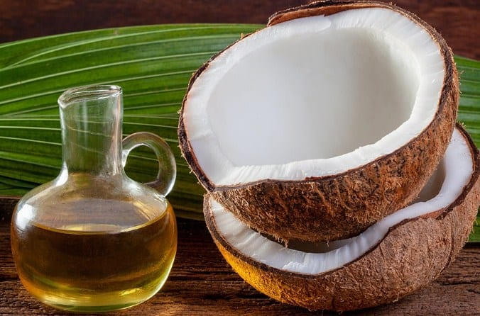 Coconut oil - How To Get Rid Of Stretch Marks