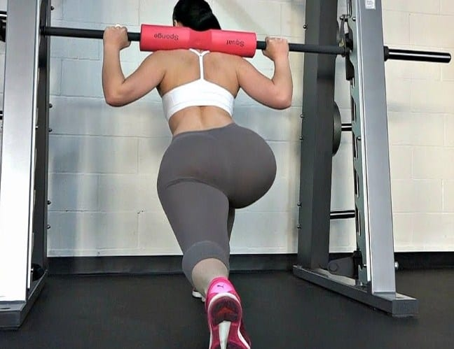 Donkey Kick- Best Butt Exercises To Get A Firm, Lifted, And Rounded Booty