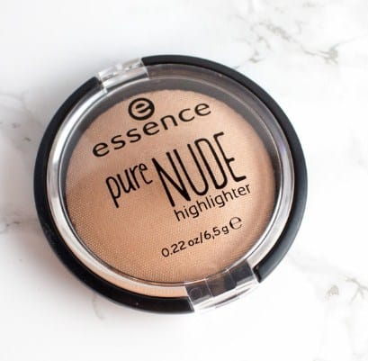Essence pure nude highlighter - Drugstore Makeup On Amazon
