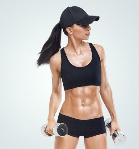 Exercises firm the body