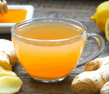Ginger, Honey, and Lemon Drink - Colon Hydrotherapy