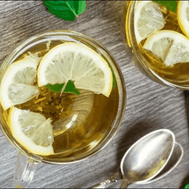 Green Tea & Lemon - Colon Hydrotherapy