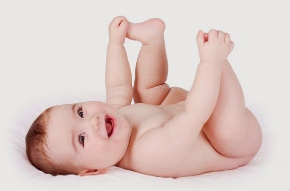 Happy Baby Pose (Ananda Balasana)