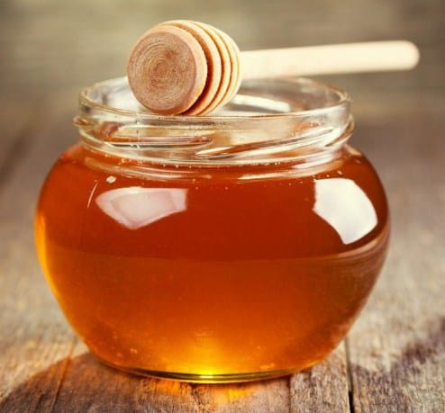 Honey to make skincare products