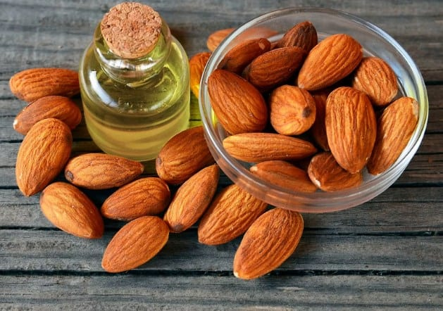How to use almonds to get rid of boxcar scar