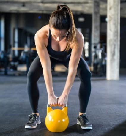 Kettlebell Swings- 7 Effective Fat Burning Exercises For Quick Weight Loss