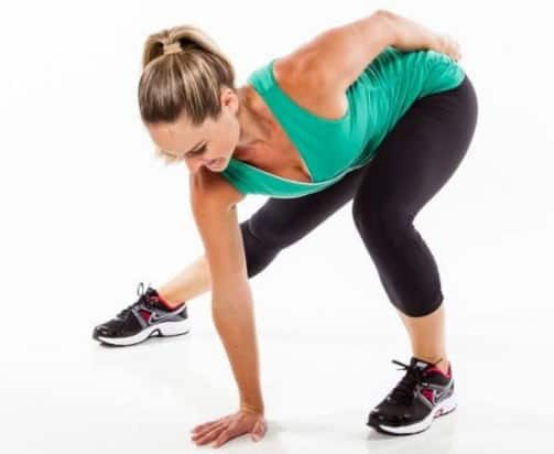 Lunges- 7 Best Fat Burning Workouts For Quick Weight Loss