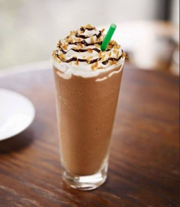Mexican Chocolate Shake to shed calories