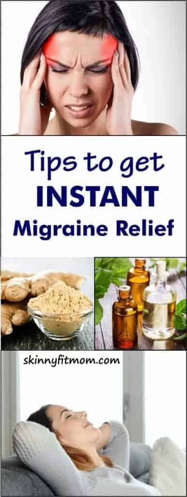 Here are really simple tips for getting rid of migraine headache quick. These remedies help to prevent and relieve migraine headaches without the need for medication. #MigraineHeadache #MigraineRelief #MigraineRemedies