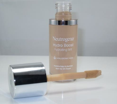 Neutrogena Hydro Boost Hydrating Tint-Drugstore Foundations for Dry Skin