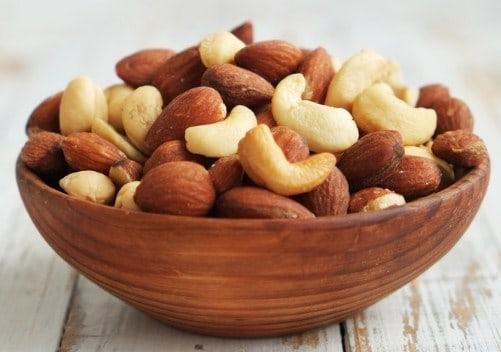 Nuts- 17 Best Fat Burning Foods for Weight Loss