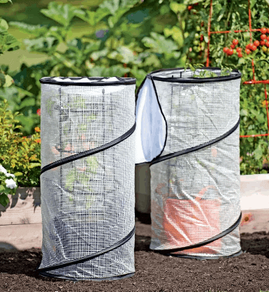 Pop Up Plant Covers - Garden Tools To Buy