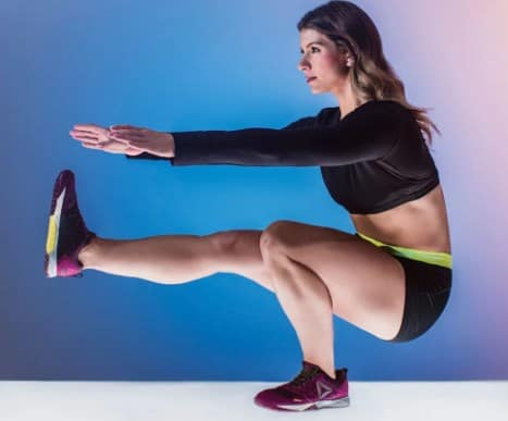 Pretzel - Best Exercises to Get Rid of Saddlebags and Cellulite