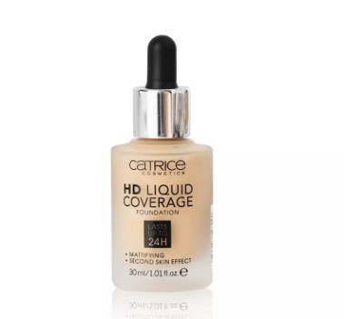 Pro Coverage Liquid Foundation