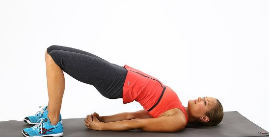 Prone Hip Extension - Best Exercises to Get Rid of Saddlebags and Cellulite