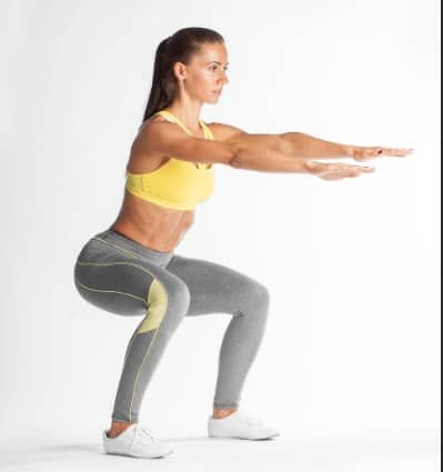 Squats- 7 Best Fat Burning Workouts For Quick Weight Loss