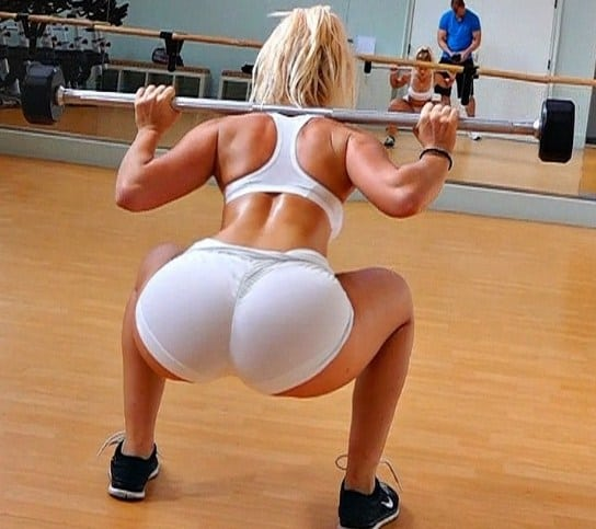 Sumo Squat To Calf Raise- Best Butt Exercises To Get A Firm, Lifted, And Rounded Booty