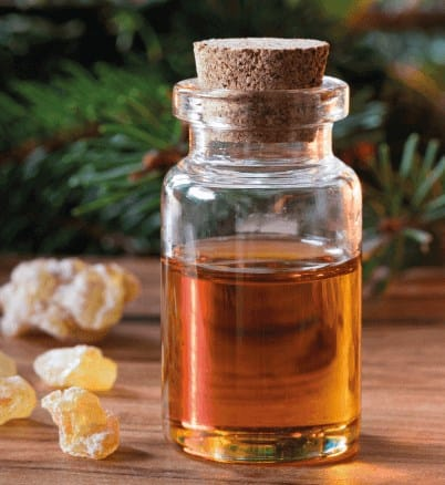 Using Frankincense Oil for the skin