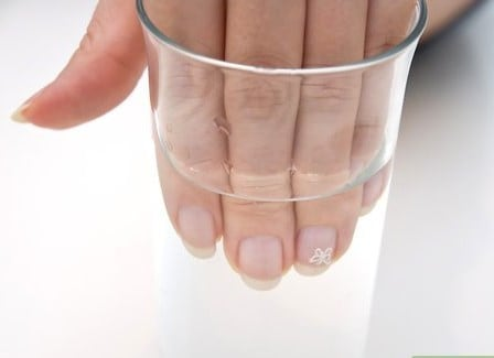 Whiten Your Nails- uses for hydrogen peroxide