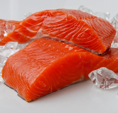 Wild Salmon- 17 Best Fat Burning Foods for Weight Loss