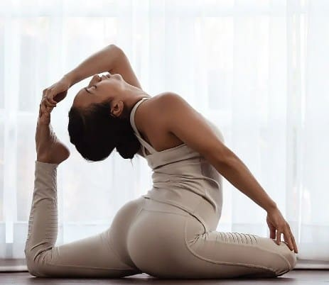 Yoga- Exercises to lift Sagging breasts