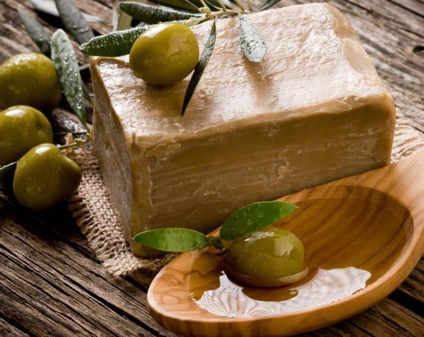castile soap for skincare product
