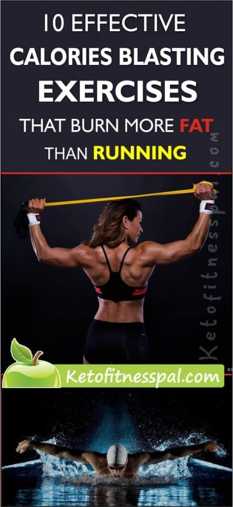 A lot of people want to burn more fat in their body but they are not fans of running. NO, don't give up as there are exercises that burn more fat than running. Check out this post for the exercises.