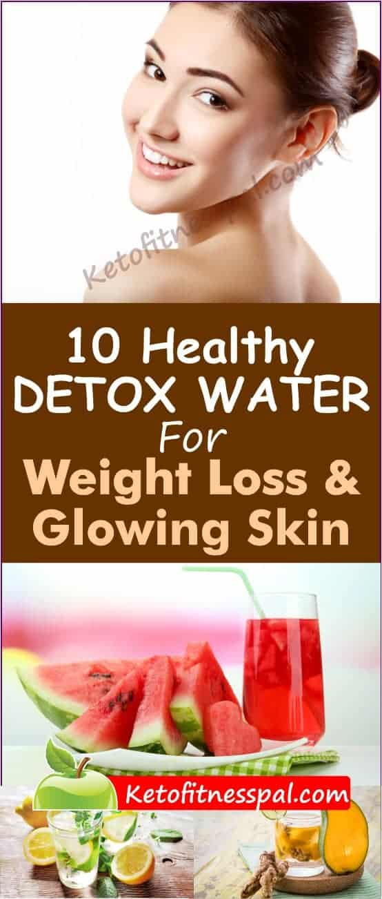 Detox water is a low-calorie drink that contains natural flavors from fruits, spices, and veggies that make water taste really great. They are great for achieving glowy skin, weight loss, and many health benefits. You should try them out.
